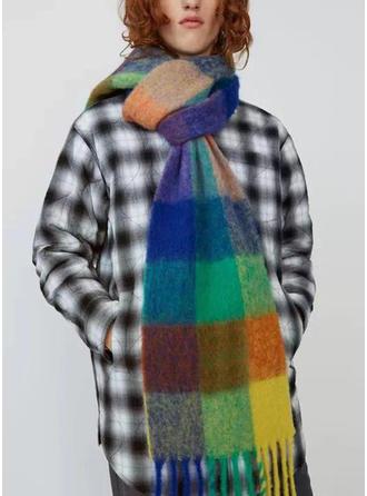 Gradient farve Hals/efterspurgte/Koldt vejr Halstørklæde