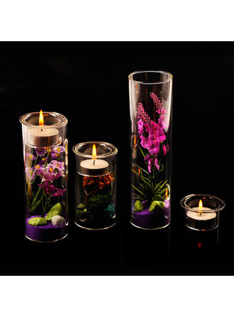Novelty Glass Tea Light