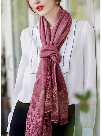 Blumen einfache Schal