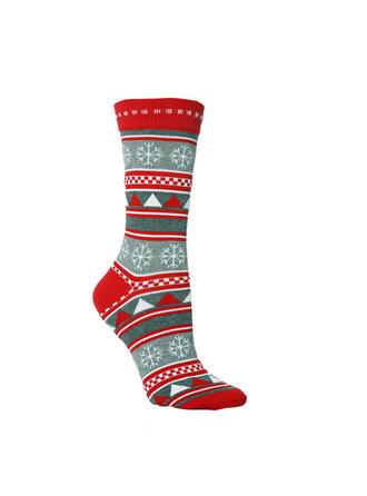 Egynemű boldog Karácsonyt Hóember Rénszarvas Télapó Pamut Karácsonyi zokni