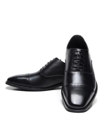 acdf22b9086d Cap Toes Blondér Pæne sko ægte læder Mænd Oxfords til Herrer (259171635) -  Oxfords til Herrer -  238116 laydear