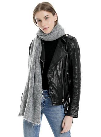 Colore solido attraente/Tempo freddo Sciarpa
