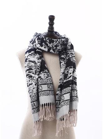 Country Style Halstørklæde