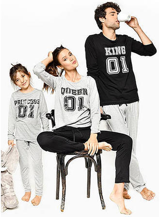Print Family Matching Pajamas