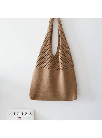 Elegant/Vintage/Flätad/Super bekvämt Hobo väskor