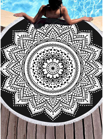 Retro/Vintage Oversized/attractive Beach towel