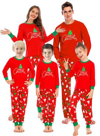 Schreiben Drucken Passende Familie Christmas Pajamas