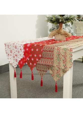 Feliz Navidad Lino Camino de mesa
