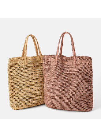 Unique/Bohemian Style/Braided/Super Convenient/Handmade Tote Bags/Beach Bags/Bucket Bags/Hobo Bags