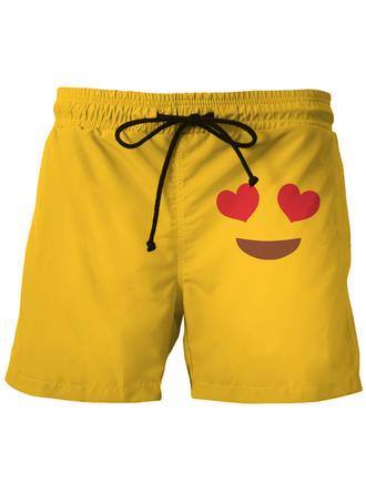 Pour des hommes Shorts de bain Maillot de bain