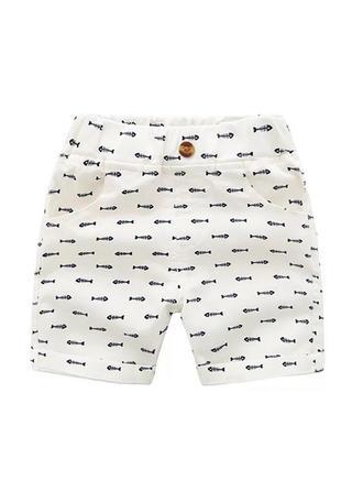 Bébé & Bambin Garçon Imprimé Bande Dessinée Coton Short