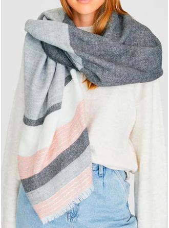 Gestreept mode/Koud weer Sjaal