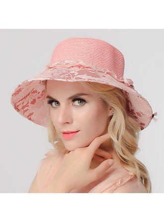 Ladies' Beautiful/Fashion Cotton Beach/Sun Hats