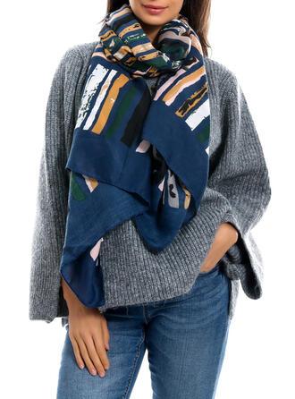 Retro /Jahrgang Kaltes Wetter Schal