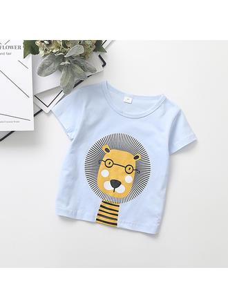 Bébé & Bambin Garçon Lion Coton T-shirt