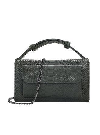 Modisch/Knödel geformter/Krokodilmuster/Vintage Handtaschen/Schultertaschen