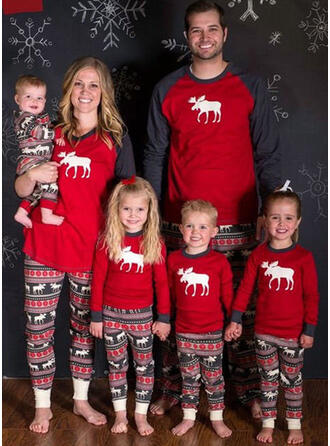 Reindeer Family Matching Christmas Pajamas
