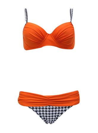 Riem V-hals Sexy Bikini's Badpakken