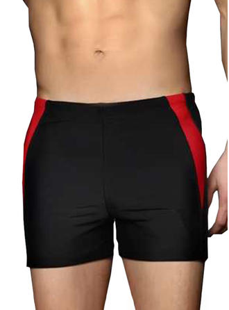 Men's Splice color Jammers Swimsuit