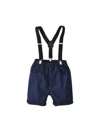 Bébé & Bambin Garçon Solid Coton Pantalon
