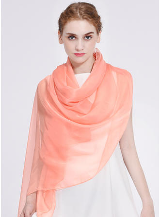 Solid Color Light Weight/Oversized/Shawls Scarf