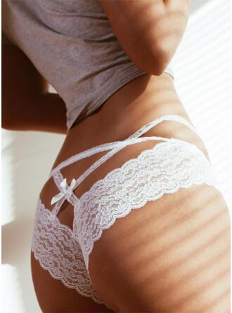 Lace Bikini Panty