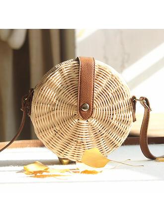 Vintage/Eenvoudig Crossbody Tassen/Strandtassen