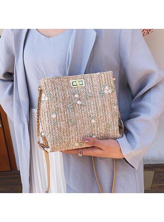 Elegant/Vintga/Bohemian Style Shoulder Bags