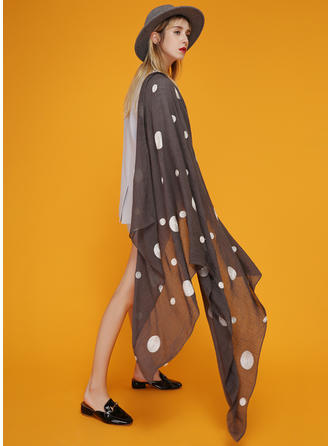 Polka Dots Light Weight Scarf