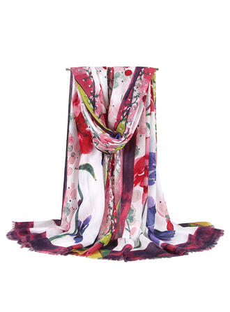 Floral fashion/fresh Scarf