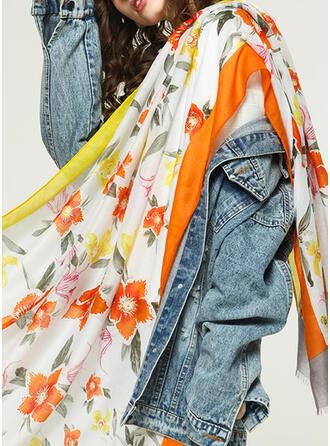 Bloemen lichtgewicht/Sjaal/aantrekkelijk/mode Sjaal