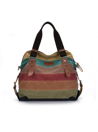 Splice Color/Multi-functional Tote Bags/Shoulder Bags/Hobo Bags