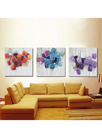 Estilo Moderno Rectángulo Pinturas abstractas