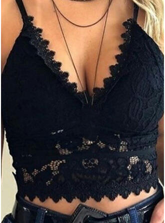 Lace Bralette Triangle Bra