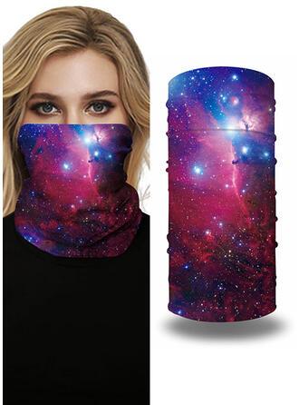 Gezicht maskers/Print/Gezicht Bandana/Magische sjaal/Headwrap Balaclava Beschermend/Volledige dekking/Multi-functionele/Naadloos/Stofdicht bandana's