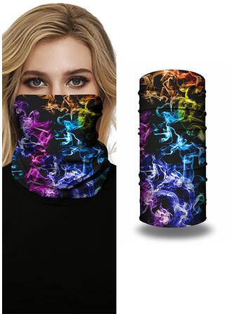 Ademend/Beschermend/Volledige dekking/Multi-functionele/Sky Print/Naadloos/Stofdicht bandana's