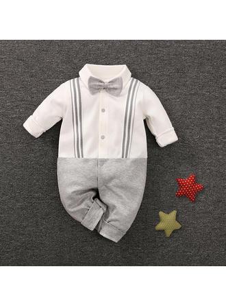 Bébé & Bambin Garçon Couleurs Opposées Coton Salopette