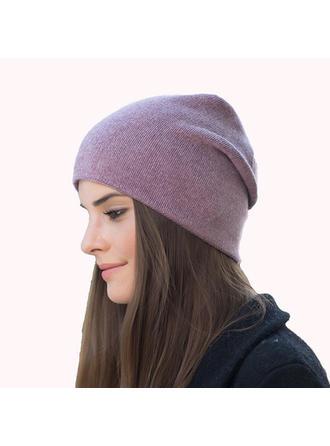 Dames Mode/Spécial Acrylique/de mélanges de laine Calotte / ample