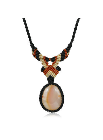 Exotic Agate Women's Necklaces