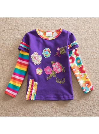 Bébé & Bambin Fille Imprimé floral Coton Sommet