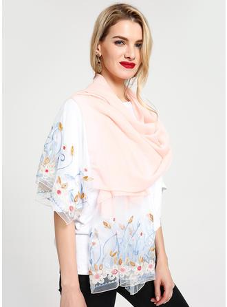 Blumen Leicht/attraktiv Schal