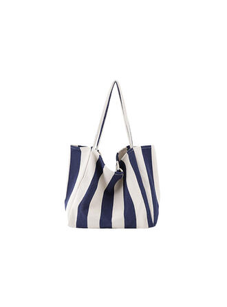 Uniek/Charme/Stripe/Bohemian stijl/Super handig Tote tassen/Strandtassen/Emmerzakken/Hobo Bags Riemzakken