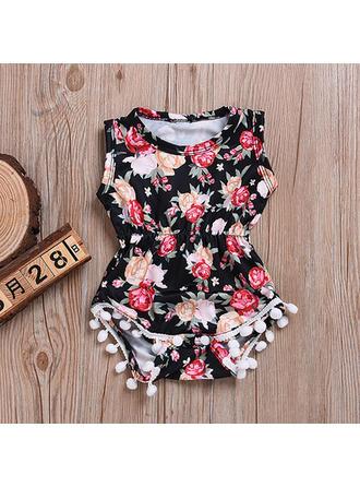 Bébé & Bambin Fille Imprimé floral Coton Body