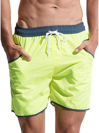 Men's Quick Dry Swim Trunks