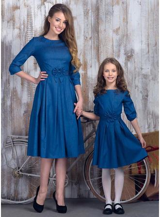 Mamo i ja Solidny Dopasowywanie Sukienki