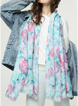 Bloemen Sjaal/aantrekkelijk/mode/vers Sjaal