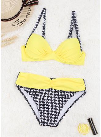 Triangle Faire monter À Bretelles Sexy Grande taille Bikinis Maillots De Bain