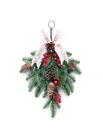 boldog Karácsonyt PVC Karácsonyi dekoráció