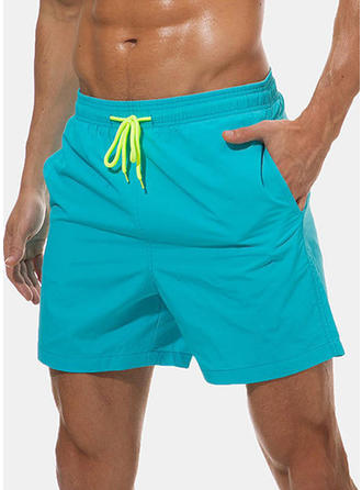 Solid Color Bottom Fashionable Swimsuits