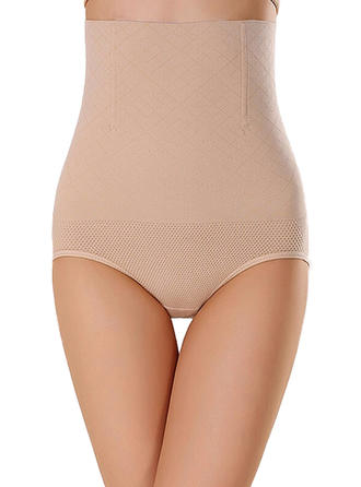 Chinlon Colore solido Intimo modellante